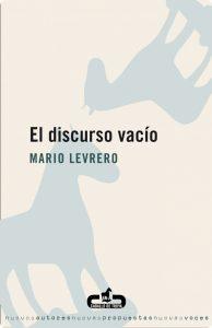 El discurso vacío, Mario Levrero,