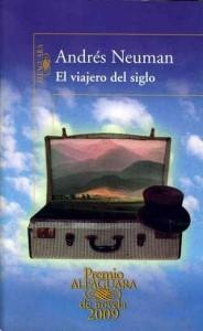 Andrés Newman, viajero del siglo, Editorial Alfaguara