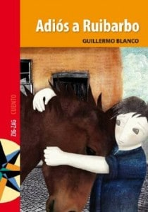 Guillermo Blanco, cuentos de caballos