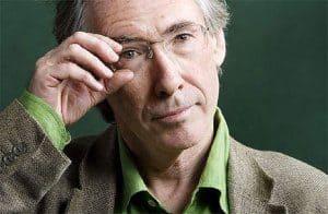 Escritor Ian McEwan