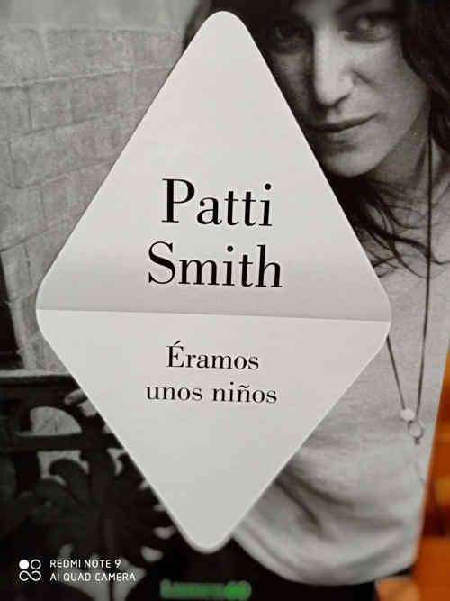 Éramos unos niños, Patti Smith