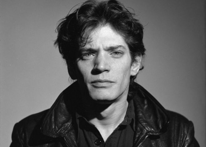 Fotógrafo Robert Mapplethorpe